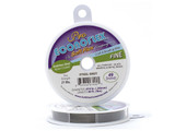 Pro Econoflex Hobby Beading Wire by Soft Flex .014in. Fine 30ft Steel Grey (Closeout)