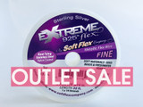 Soft Flex Extreme 30 ft, 925 Sterling Silver, .014 Fine Diameter (Outlet Sale)