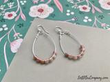 Dusty Pink Bracelet and Earrings Design Kit