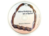 Wire Knitting Book On CD (Closeout)