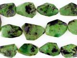 Apx 14 Count African Chrysoprase Simple Cut Nuggets (Sale)