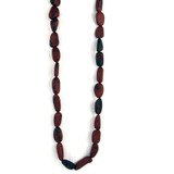 Apx 30 Count Mahogany Obsidian Matte Nuggets (Sale)