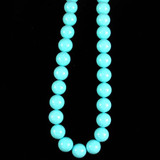 25 Count 16mm Light Blue Shell Pearls (Sale)