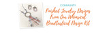 Finished Jewelry Designs From Our Whimsical Beadtastical Design Kit