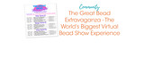 The Great Bead Extravaganza - The World's Biggest Virtual Bead Show Experience