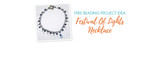 Free Beading Project Idea: ​Festival Of Lights Necklace
