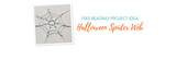 Free Beading Project Idea: Halloween Spider Web