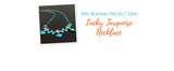 Free Beading Project Idea: Lucky Turquoise Necklace