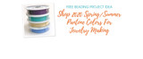 Shop 2020 Spring/Summer Pantone Colors For Jewelry Making