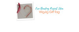 Free Beading Project Idea: WigJig Gift Tag
