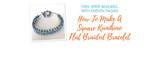 Free Spirit Beading: How To Make A Square Kumihimo Flat Braided Bracelet