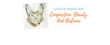 Jewelry Design: Composition - Beauty And Balance with Margie Deeb