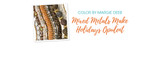 Jewelry Design: Mixed Metals  Make Holidays Opulent with Margie Deeb