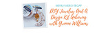 Weekly Video Recap: DIY Jewelry And A Design Kit Unboxing with Yvonne Williams