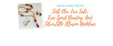 Weekly Video Recap: Soft Flex Live Sale, Free Spirit Beading, And SilverSilk Illusion Necklace