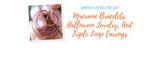 Weekly Video Recap: Macrame Bracelets, Halloween Jewelry, And Triple Loop Earrings