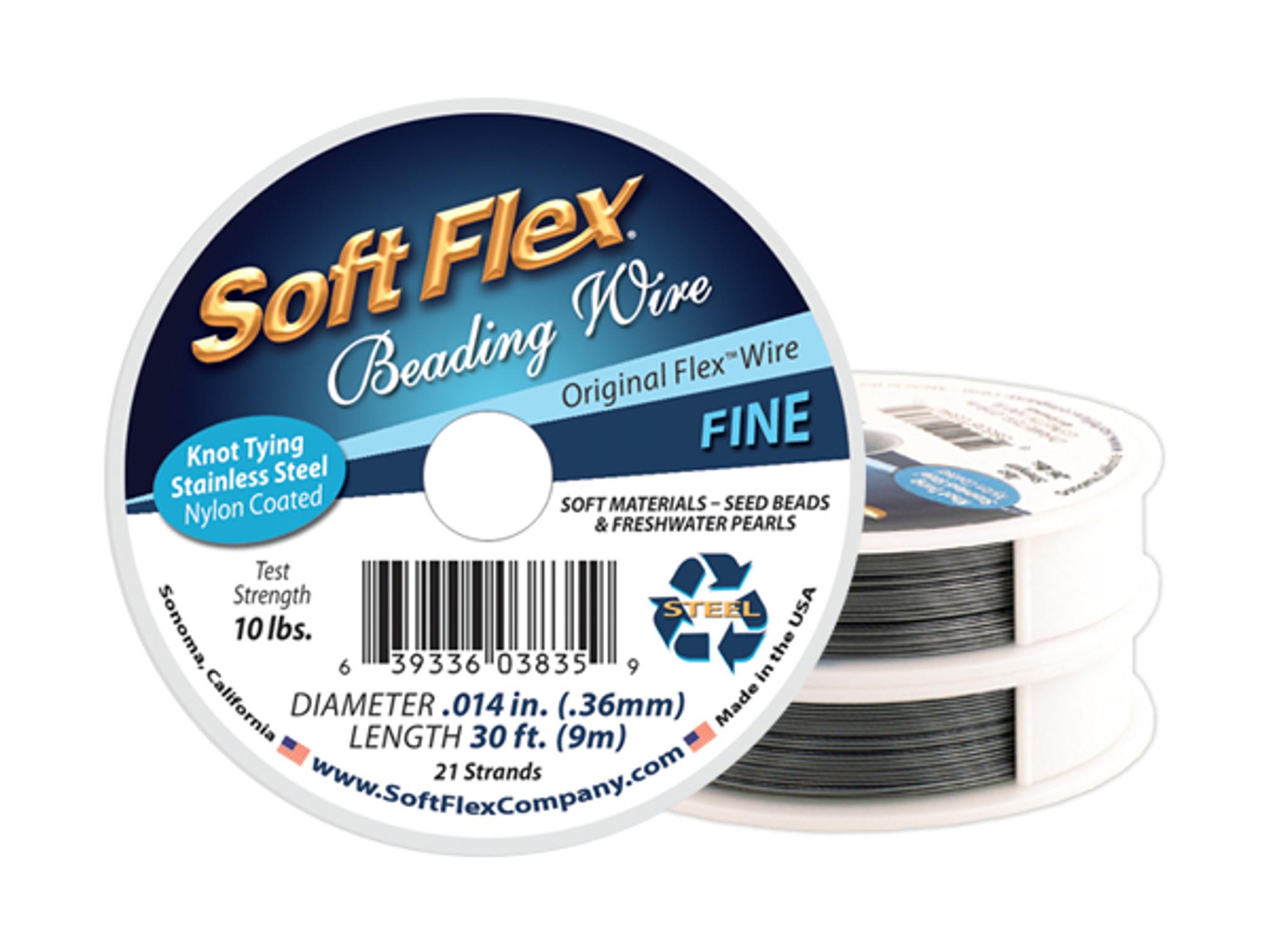 Soft Flex Bronze Fine Wire 30 Foot Spool