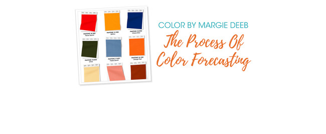Jewelry Design: The Process Of Color Forecasting with Margie Deeb
