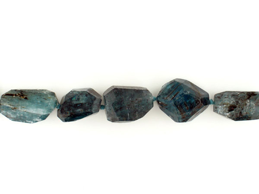 16 Count Blue Kyanite Simple Cut Nuggets '1 Of A Kind' (Sale)