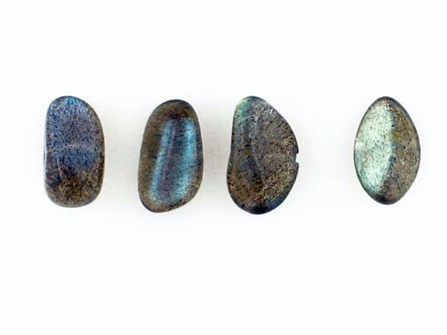 88 Count Madagascar Labradorite Elliptic Gemstones (Sale)
