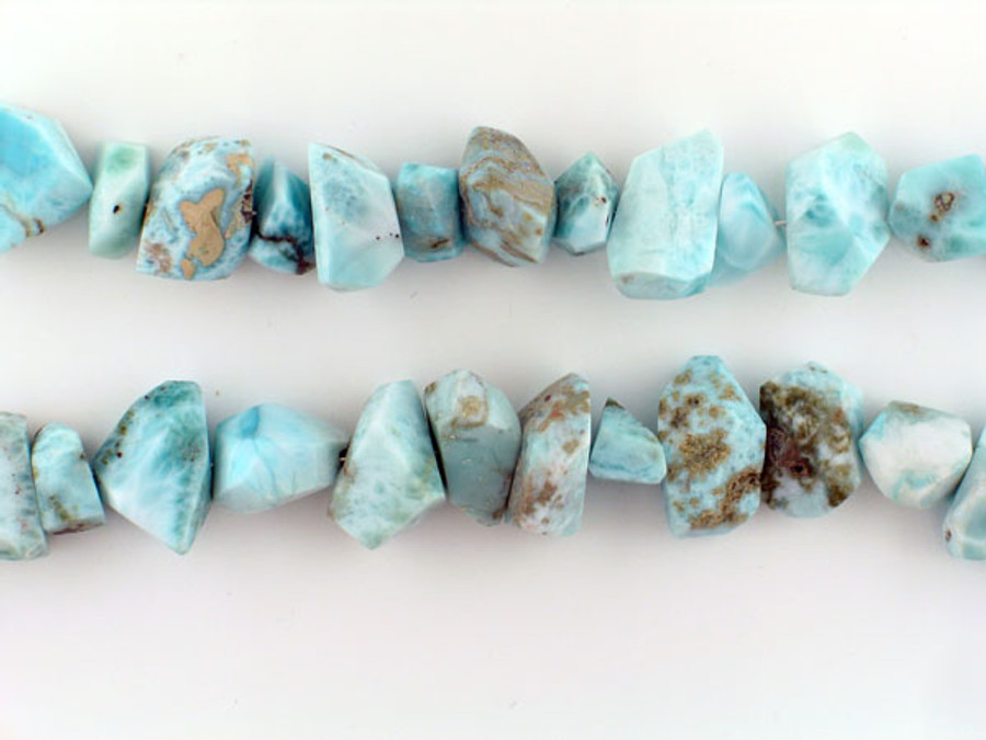 41 Count Larimar Graduated Simple Cut '1 Of A Kind' (Sale)