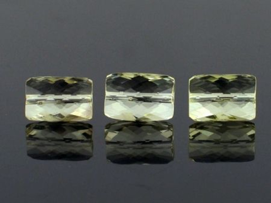 32 Count Lemon Topaz Emerald Gemstones (Sale)