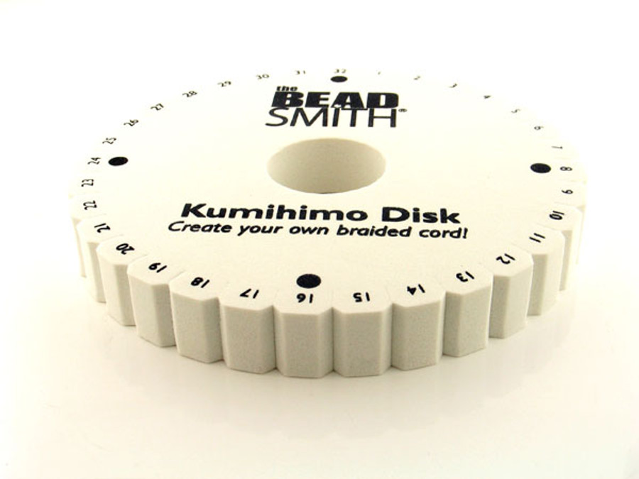 Double Density 6 In Round Kumihimo Disk