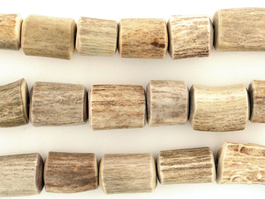 15 Count Varied Size Elk Antler Natural Branch (Sale)