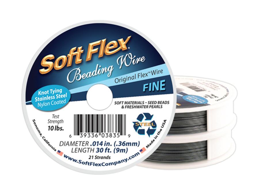 Soft Flex Beading Wire - Fine Diameter