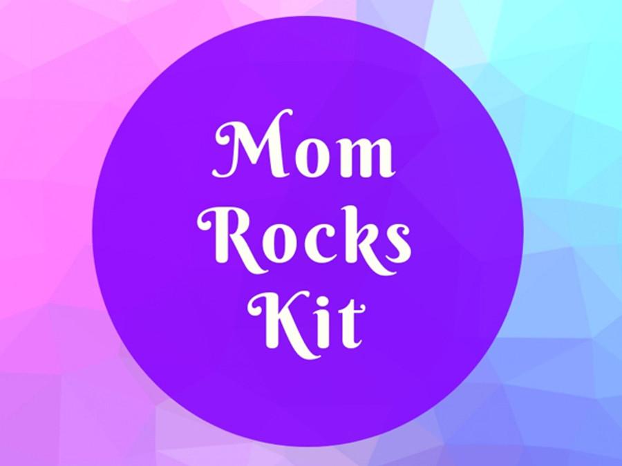 Mom Rocks Design Kit
