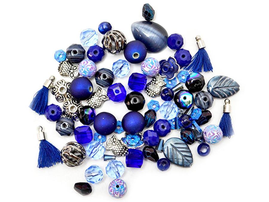 Blueberry Pie Mini Bead Mix