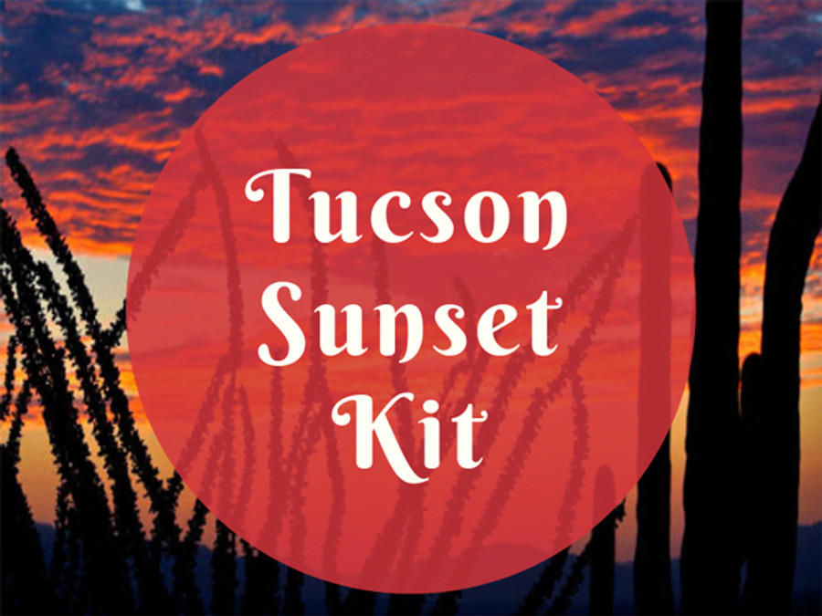 Tucson Sunset Design Kit