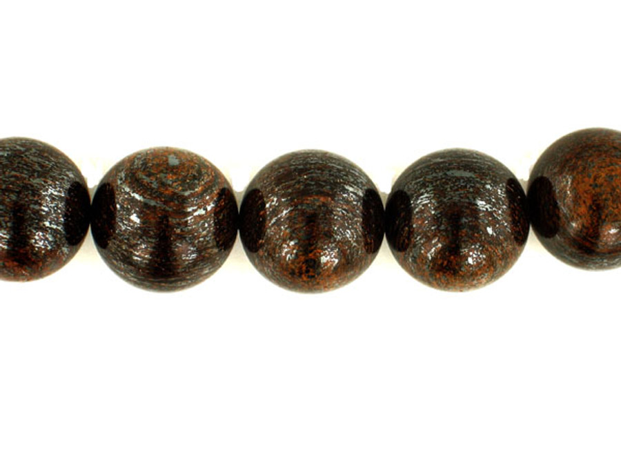 20 Count 20mm Bronzite Polished Rounds (Sale)