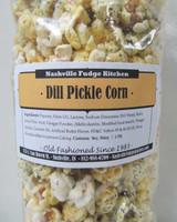 Dill Pickle savory popcorn