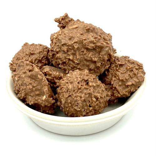 Milk Chocolate Coconut Haystack