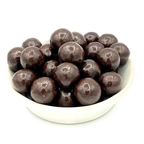 Dark Chocolate Malted Milk Ball