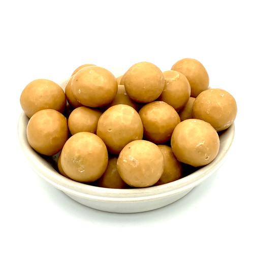 Peanut Butter Malted Milk Ball