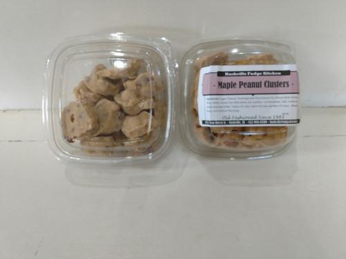 Maple Peanut Clusters