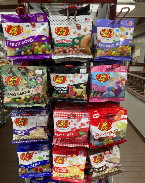 Jelly Belly Grab & Go bags
