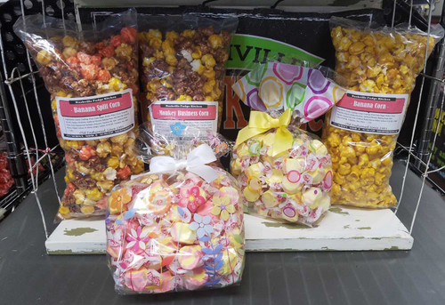 Banana Lovers Popcorn Gift Box