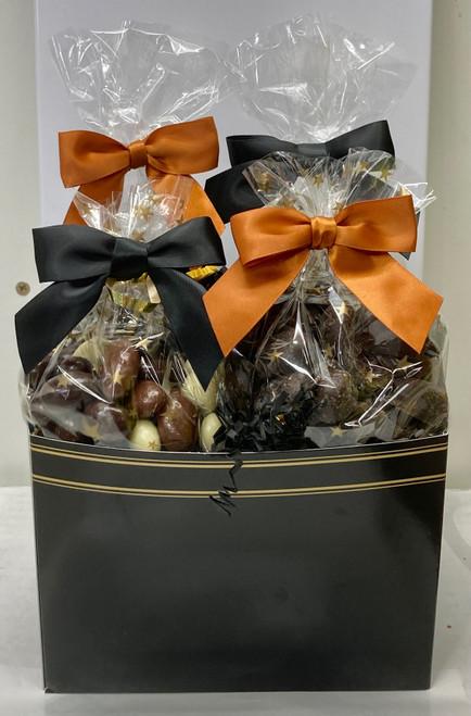 Assorted 2 pound dark chocolate gift box