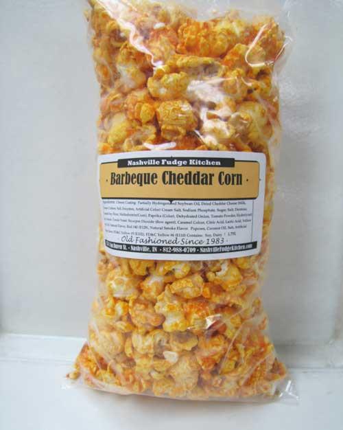 Barbeque Cheddar corn