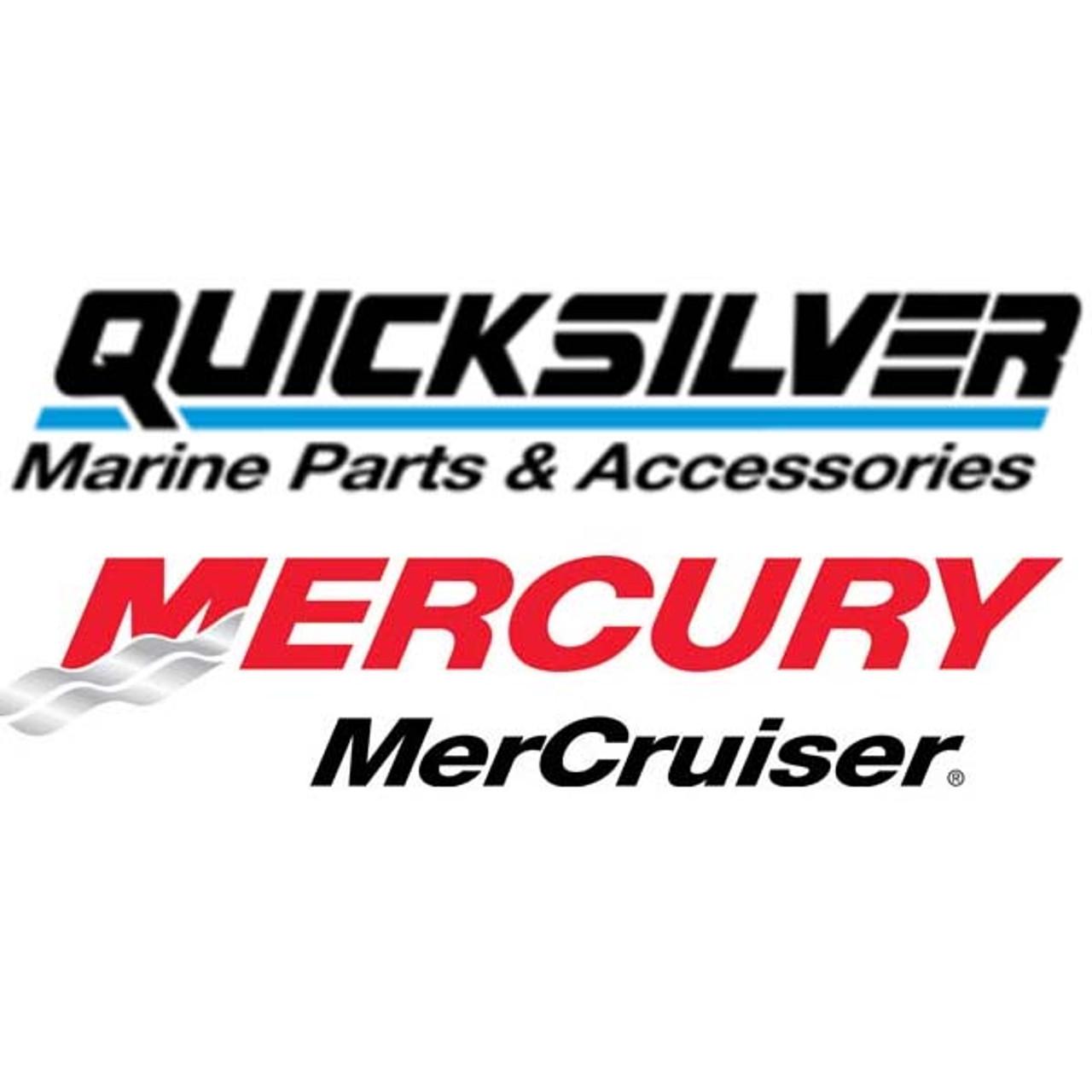 New Mercury Mercruiser Quicksilver Oem Part # 19-77633Q Cap Kt-5Pack