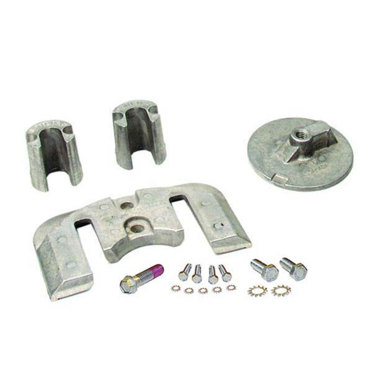 Magnesium Anode Kit for Mercruiser R MR /& Alpha 1 Gen 1 1983-1990 97-888756Q04