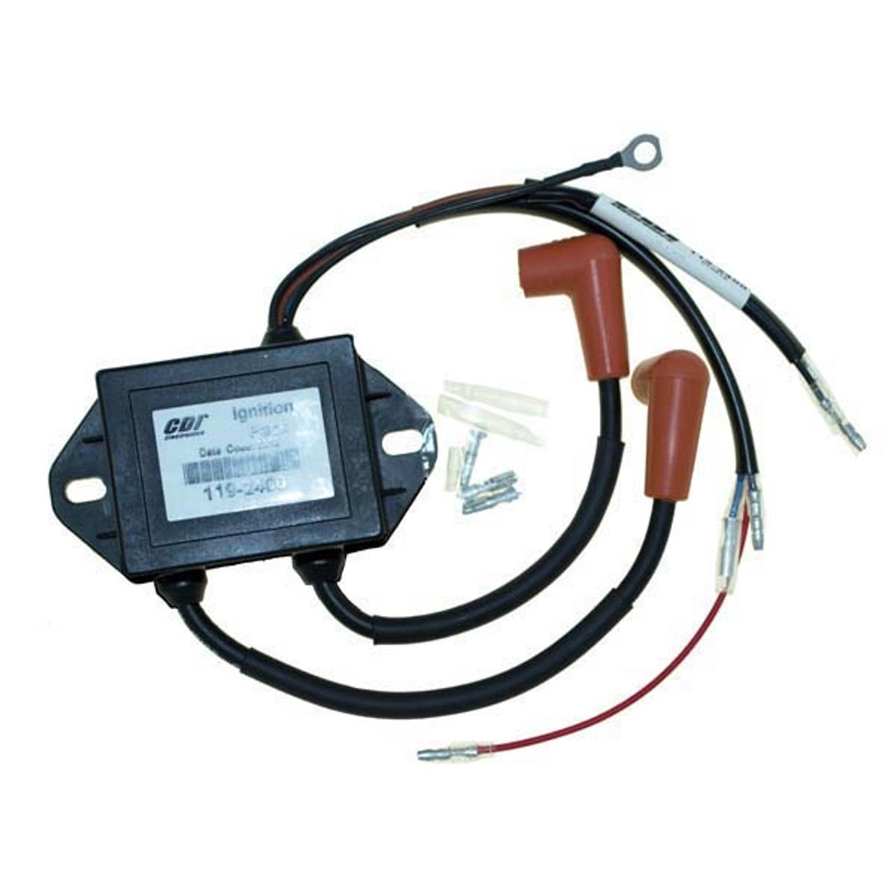 CDI 119-2400 Tohatsu Nissan Ignition Module - 2 Cyl