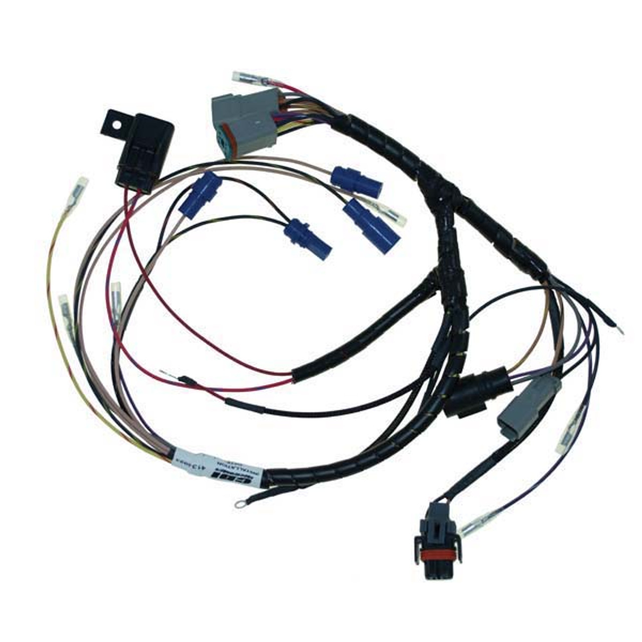 CDI 413-6023 Johnson Evinrude Harness on johnson thermostat, johnson ignition switch, johnson fuel tank, johnson hardware,