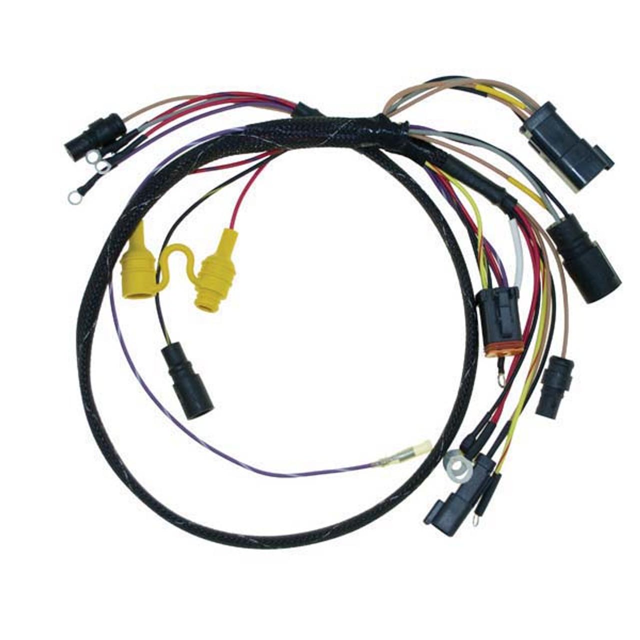 [DIAGRAM_38YU]  CDI 413-6027 Johnson/Evinrude Wiring Harness 4 Cyl. | Johnson Evinrude Wiring Harness |  | Wholesale Marine