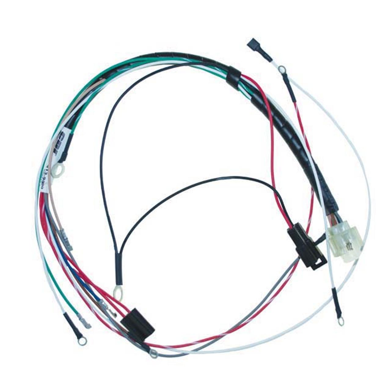 Cdi 413 9900 Johnson Evinrude Outboard Wiring Harness