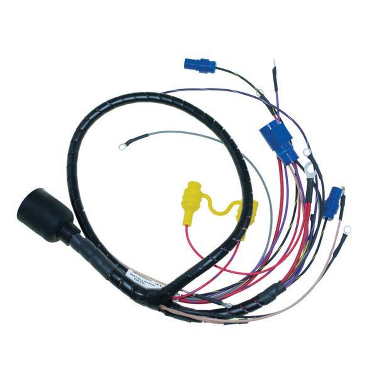 CDI 413-3036 Johnson Evinrude Harness on omc fuel tank, omc neutral safety switch, omc inboard outboard wiring diagrams, omc cobra parts diagram, omc oil cooler, omc remote control, omc voltage regulator, omc control box, omc gauges, omc cobra outdrive,