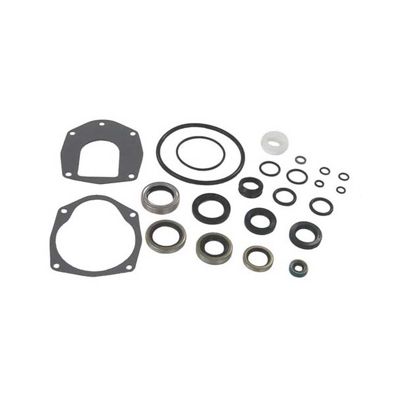 Lower Gear Case Seal Kit for Mercruiser Alpha #1 R MR compare to 26-33144A2